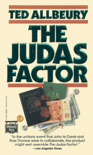 The Judas Factor