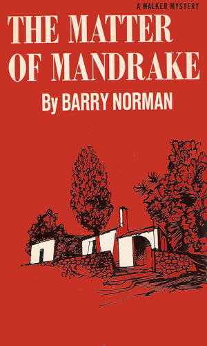 The Matter Of Mandrake