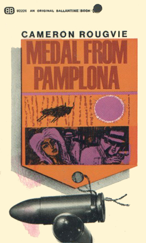Medal From Pamplona