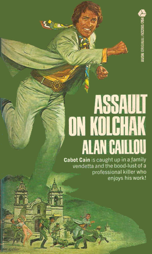 Assault On Kolchak