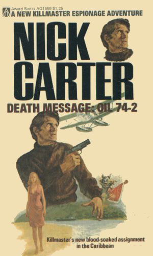 Death Message: Oil 74-2