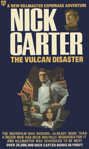 The Vulcan Disaster