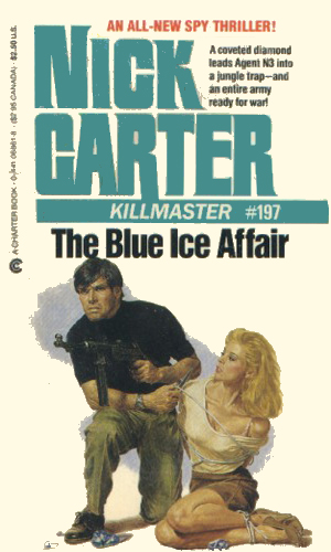 The Blue Ice Affair