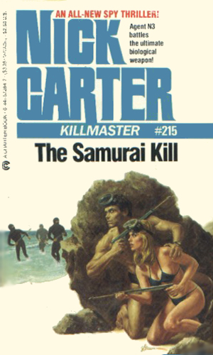 The Samurai Kill