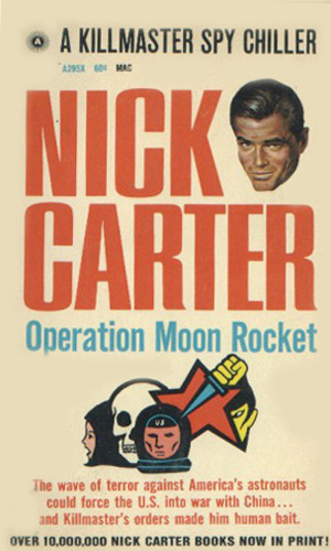 Operation Moon Rocket