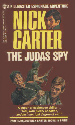 The Judas Spy