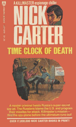 Time Clock of Death