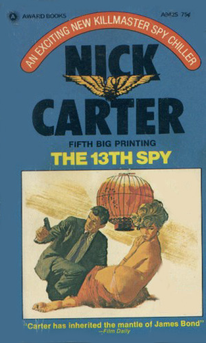 The 13th Spy