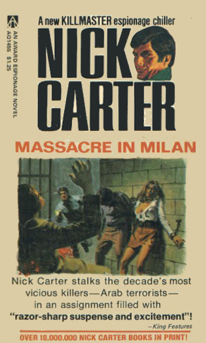 Massacre In Milan