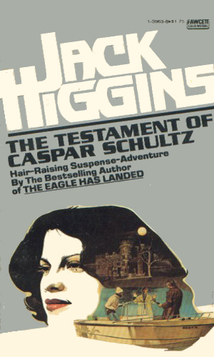 The Testament Of Caspar Schultz