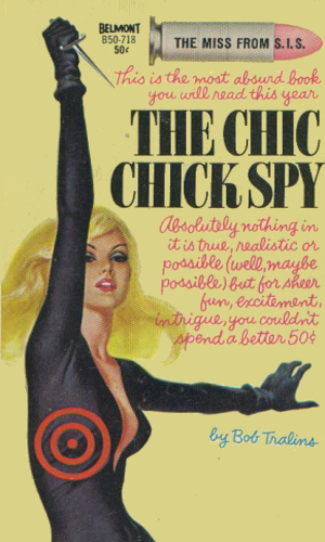 The Chic Chick Spy