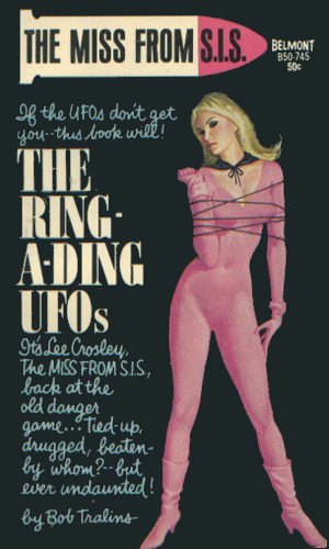 Ring-A-Ding UFOs