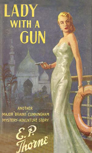 Lady With A Gun