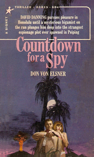Countdown For A Spy