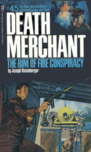 The Rim Of Fire Conspiracy