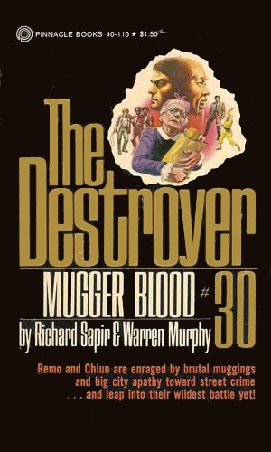 Mugger Blood
