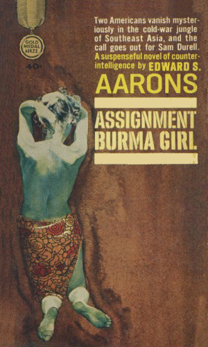 Assignment - Burma Girl