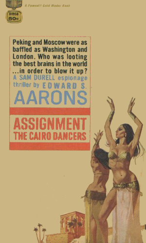 Assignment - The Cairo Dancers