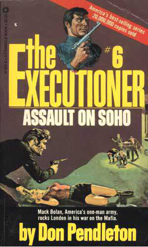 Assault On Soho