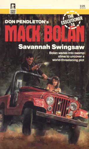 Savannah Swingsaw