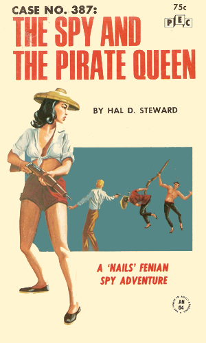 The Spy And The Pirate Queen