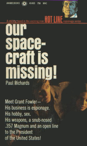 Our Spacecraft Is Missing