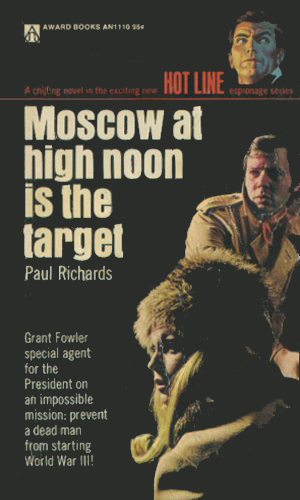 Moscow At Noon Is The Target
