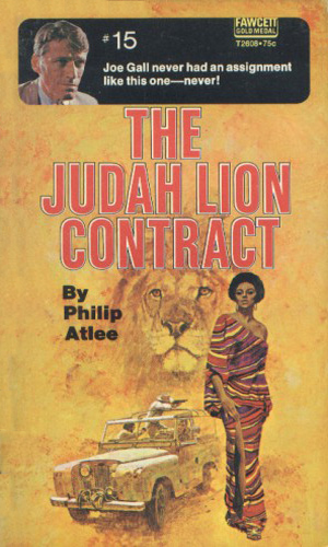 The Judah Lion Contract