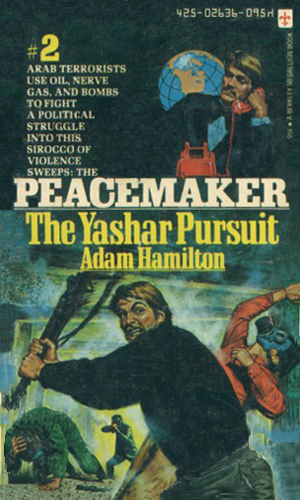 The Yashar Pursuit