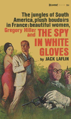 The Spy In White Gloves