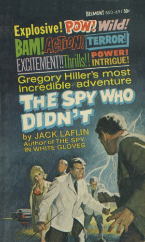 The Spy Who Didn't