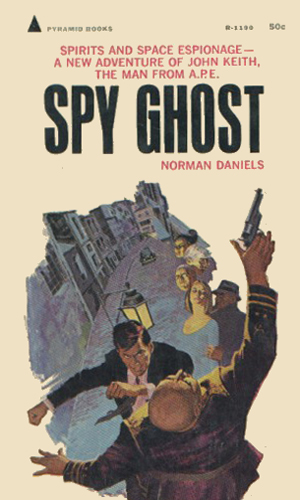 Spy Ghost