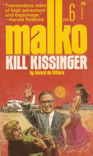 Kill Kissinger