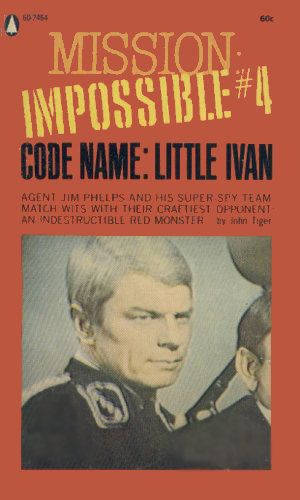 Code Name: Little Ivan