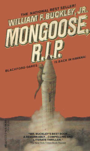 Mongoose R.I.P.