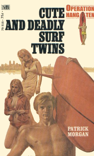 Cute And Deadly Surf Twins