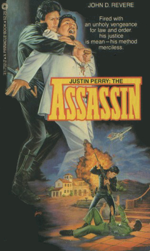 Justin Perry: The Assassin