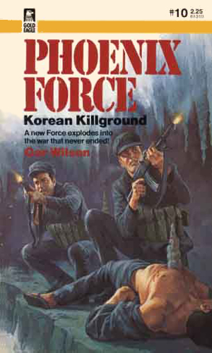 Korean Killground
