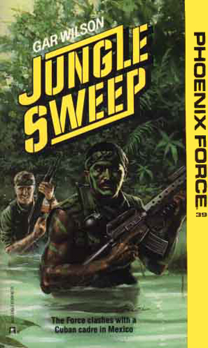Jungle Sweep