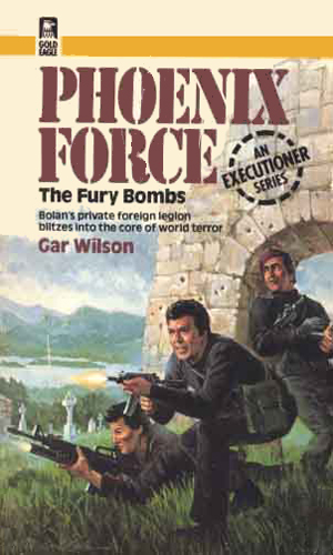The Fury Bombs