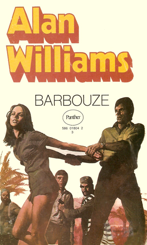 Barbouze