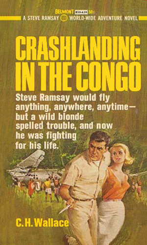 Crashlanding In The Congo