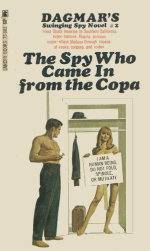 The Spy Who Came In From The Copa