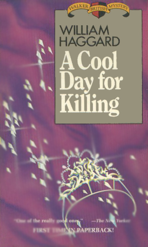 A Cool Day For Killing