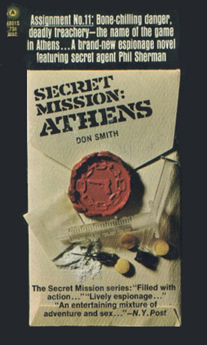 Secret Mission: Athens