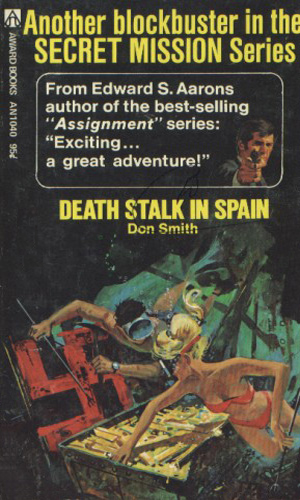 Death Stalk In Spain