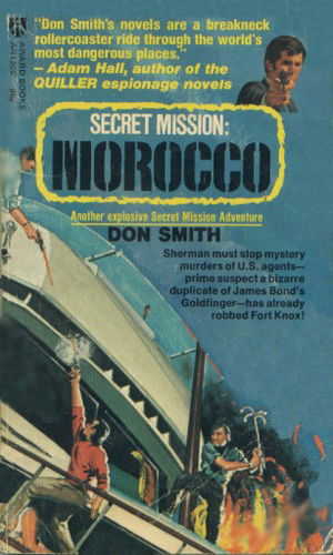Secret Mission: Morocco