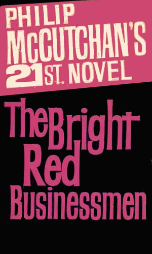 The Bright Red Businessman