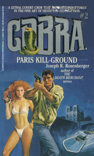 Paris Kill-Ground