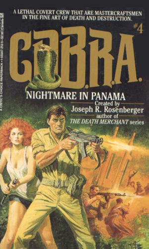 Nightmare In Panama